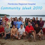 Community Week 2010 - The Pembroke River Rafting Crew